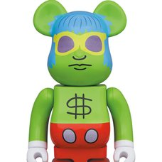 BE@RBRICK Andy Mouse 400%