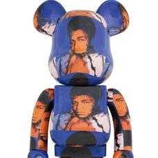 BE@RBRICK Andy Warhol's Muhammad Ali 1000%
