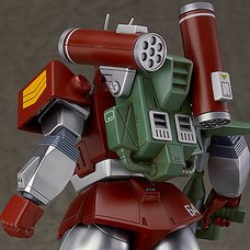 Combat Armors Max 16: Abitate T10B Blockhead: Pack Mounted Type 1/72 Scale Model Kit