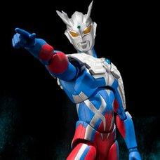 Ultra-Act Ultraman Zero Ver. 2.0