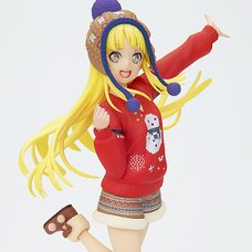 Patoo Figure BanG Dream! Girls Band Party! Kokoro Tsurumaki: Winter Wear Ver.