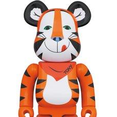 BE@RBRICK Kellogg's Tony the Tiger: Vintage Ver. 1000%