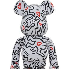 BE@RBRICK Keith Haring Vol. 8 1000%