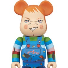 BE@RBRICK Child's Play 2 Chucky 1000%