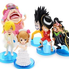 One Piece World Collectable Figure: Whole Cake Island Vol. 2