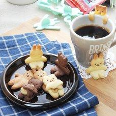 Tsukamarikko! Animal Cookie Cutters