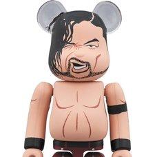 BE@RBRICK Last Man Standing Shinsuke Nakamura 100%