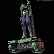 Real Grade Rebuild of Evangelion Unit-01 DX Transport Platform Set