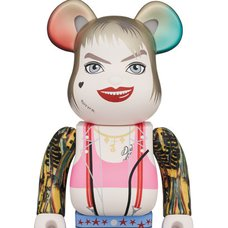 BE@RBRICK Birds of Prey Harley Quinn 400%