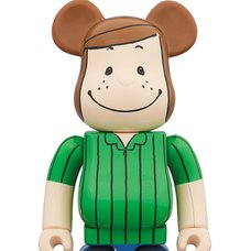 BE@RBRICK Peanuts Peppermint Patty 400%