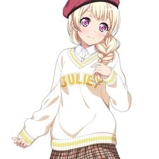 BanG Dream! Girls Band Party! x WEGO 2nd Collab Sagara Knit Top