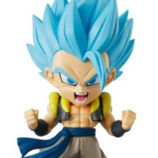 Chibi Masters Dragon Ball Super Saiyan Blue Gogeta