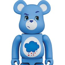 BE@RBRICK Care Bears Grumpy Bear 1000%