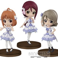 Q Posket Petit Love Live! Sunshine!! The School Idol Movie: Over the Rainbow Second-Year Students