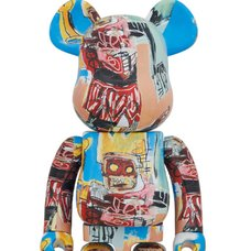BE@RBRICK Jean Michel Basquiat Vol. 6 1000%