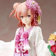 My Teen Romantic Comedy SNAFU Climax Yui Yuigahama: White Kimono Ver. 1/7 Scale Figure