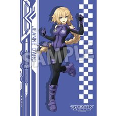TYPE-MOON Racing Fate 15th Anniversary Edition Jeanne d'Arc (Suit Ver.) Big Towel