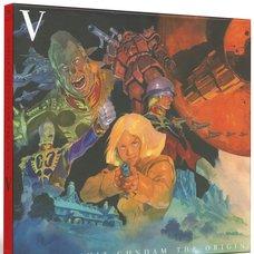 Mobile Suit Gundam: The Origin Vol. 5 Blu-ray Disc Collector's Edition
