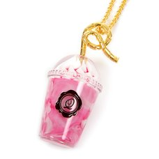 Q-pot. Very Berry Smoothie Necklace