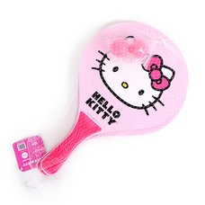 Hello Kitty Beach Paddle Ball Set