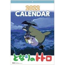 My Neighbor Totoro 2022 Calendar