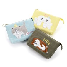 Chocobit Double Flat Pouch Collection