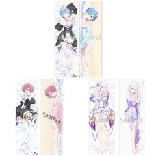 Re:Zero -Starting Life in Another World- Dakimakura Pillow Cover (Re-run)