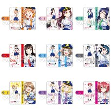 Love Live! Sunshine!! Pilot Ver. Notebook-Style Smartphone Case Collection