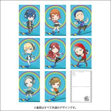 Persona 3: Dancing in Moonlight Chibi Postcard Set