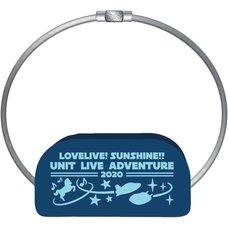 Love Live! Sunshine!! Unit Live Adventure 2020 -Perfect World- Rubber Band Holder