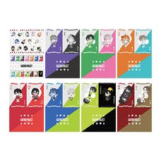 Kagerou Project Playing Card Ver. A4 Clear File Collection