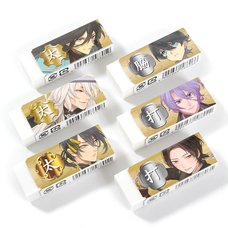 Touken Ranbu -ONLINE- Shiraha Erasers