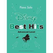 Disney Best Hits 10 Piano Solo: Advanced Level (English Ver.)