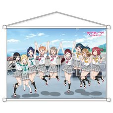 Love Live! Sunshine!! Aqours B2-Size Tapestry Vol. 5