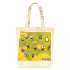 Little Busters! Baseball Stadium Tote Bag
