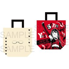 Love Live! Nijigasaki High School Idol Club Nijigasaki High School Store Official Memorial Item Vol. 3: Shout Out Your Love! Reversible Tote Bag