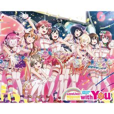 Love Live! Nijigasaki Academy School Idol Club First Live: With You Blu-ray Memorial Box