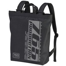 The Idolm@ster 765 Pro 2-Way Black Backpack