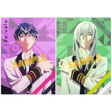 IDOLiSH 7 Re-raise Clear File Collection