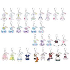 Love Live! Series 9th Anniversary Love Live! Fest Costume Charm Collection