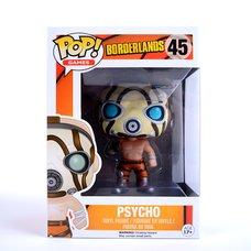 POP! Games No. 45: Borderlands - Psycho