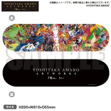 Bushiroad x Yoshitaka Amano Artworks Devaloka Skateboard