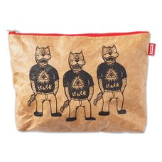 """PDS Oo""""kami"""" Natural Tyvek Pouch"""