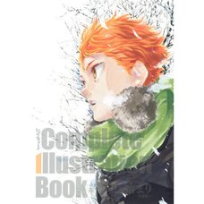 Haikyu!! Complete Illustration Book: Endings and Beginnings