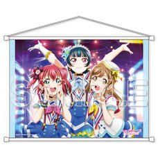 Love Live! Series Aqours First-Year Students B2-Size Tapestry
