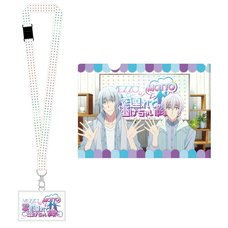 IDOLiSH 7 Second Beat! MEZZO's Let's Run Away Together Goods Set