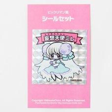 Angel and Demon Sticker Set