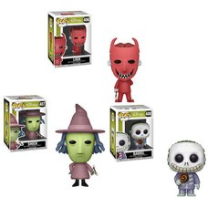 Pop! Disney: Nightmare Before Christmas - Complete Set