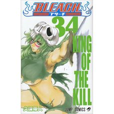 Bleach Vol. 34 (Japanese)