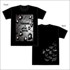 Persona 5 Royal Big Silhouette T-Shirt